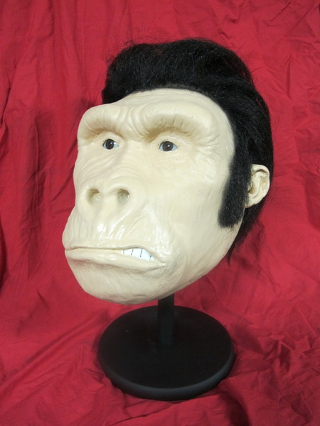 GOING APE ELVIS YOUNG GORILLA HEAD