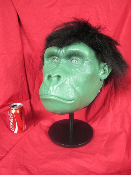 GOING APE HULK GORILLA HEAD