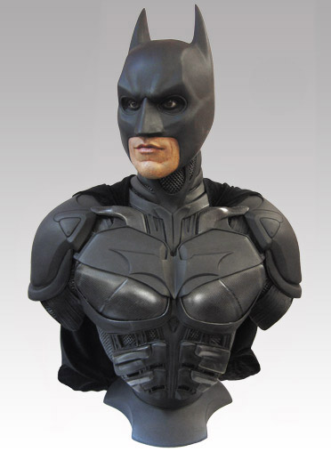 Batman The Dark Knight Bust 1/1 Batman 83 cm