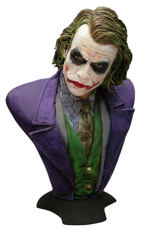 Batman The Dark Knight Bust 1/1 The Joker 74 cm