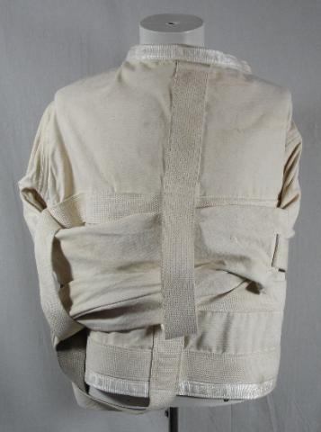 Heroes (TV) (2006), HEROES MOHINDER SURESH SCREEN WORN STRAIGHT JACKET
