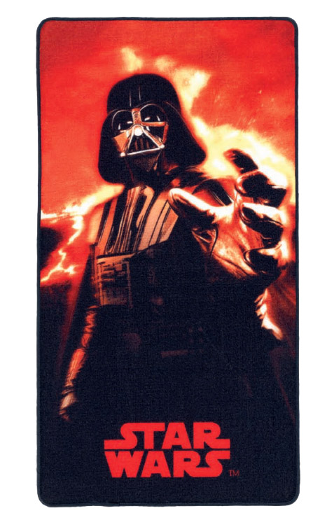 Star Wars Carpet Darth Vader 67 x 125 cm