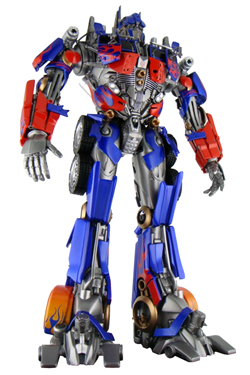 Transformers 2 Staty Optimus Prime 30 cm