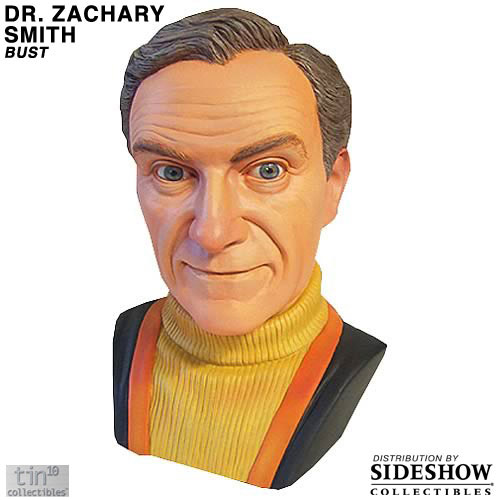 Lost in Space Bust 3:4 Dr. Zachary Smith